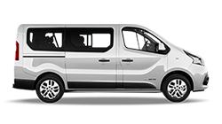 location voiture deficar classe minivan